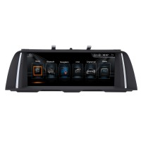 Монитор Android для BMW 5 F10/F11 (2011-2012) CIC TC-8208